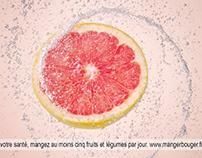 Badoit, Bulles de Fruits