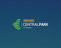 Ağaoğlu Central Park İstanbul Logo
