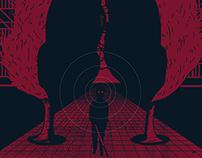 Daredevil Poster Series (Includes Process video)