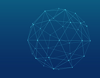 Bitcoin crypto bank landing page