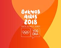 Tour de la Antorcha Buenos Aires 2018