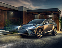 Lexus FULL CGI - InHouse gloss