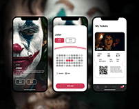 Joker | UI UX Design