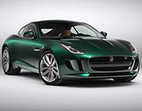 Jaguar F-Type 2015 – CGI