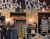 Studio Arkitekter // BP CLOTHING Store