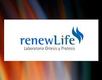 Branding: RenewLife