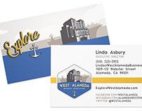 West Alameda Business Association Branding