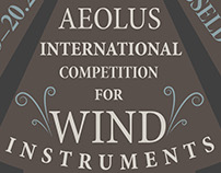 Aeolus International Competition Poster