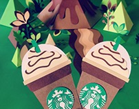 Starbucks for Snapchat