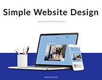 Website Design For Martin Dixon Properties