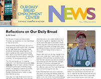 4-page newsletter