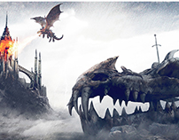 War Dragons Animated UA Banner