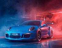 Porsche GT3 RS _ France