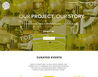 The Office Project Website Design