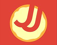 Thirty Logos Challenge #13 - JJ Pizza