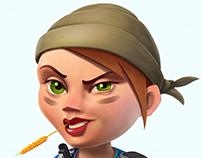Sniper Character (FanArt)