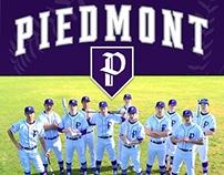 2015 Piedmont Baseball Schedule