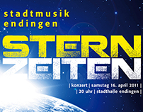Stadtmusik Endingen - Konzert 2011