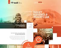 Site Institucional Empresa Tail