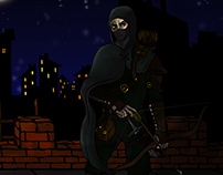 Thief Character designs