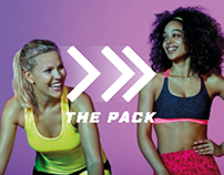 The Pack - London Launch