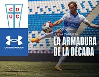La Armadura de la Década / Under Armour UC
