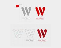 W-WORLD Corporate & Brand Identity