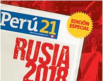 Suplemento RUSIA 2018 - Perú21