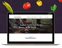 Tasteful Planet Website