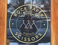 Rock Paper Scissors - Brand Identity