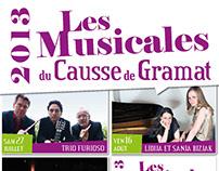 Musicales 2013