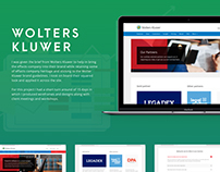 Wolters Kluwer - effacts Website