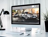 BMW Australia webdesign & Development
