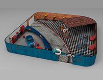 Discovery Turbo | Salón del Automóbil | Propuesta