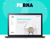 Website Design - Furniture
