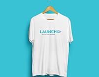 LAUNCH by Intelligent Drinking Branding & Logo Design