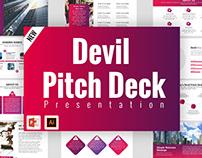 Devil Pitch Deck Presentation