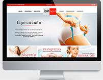 SITIO WEB | ION SPA