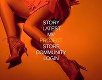 posture/Typography