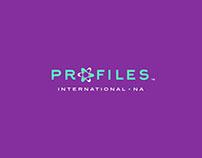 Profiles International NA Branding & Website Package