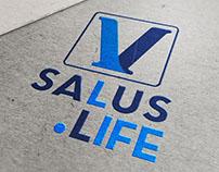 Salus.Life: branding