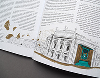 Editorial Illustration DOSSIER magazine