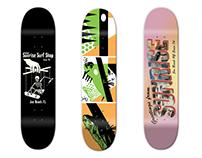 Sunrise Skate Decks