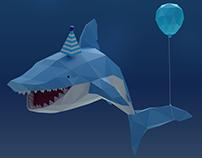 Aniversário do Tubarão