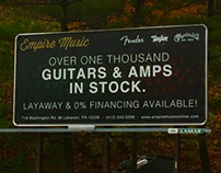 Empire Music Billboard