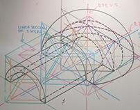 Descriptive Geometry & Technical Drawings