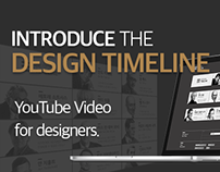 Design Timeline - Youtube Video for designers.