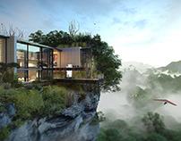 Modern Cliff House