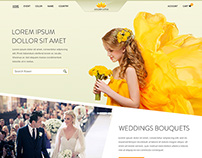 Golden Lotus - Web Design
