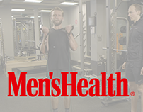 Men's Health Transform Club